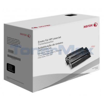 XEROX HP LJ P3015D TONER CARTRIDGE BLACK CE255X